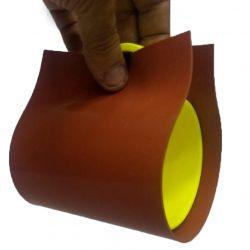 Manta de Silicone 1mm para Caneca de Polímero