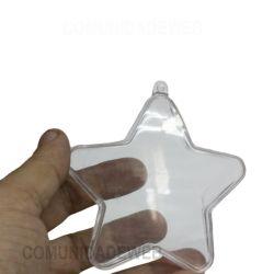 Estrela de Acrilico para Personalizar 10 Unidades